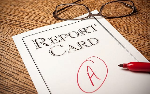 Illustrative: Report card. (iStock)