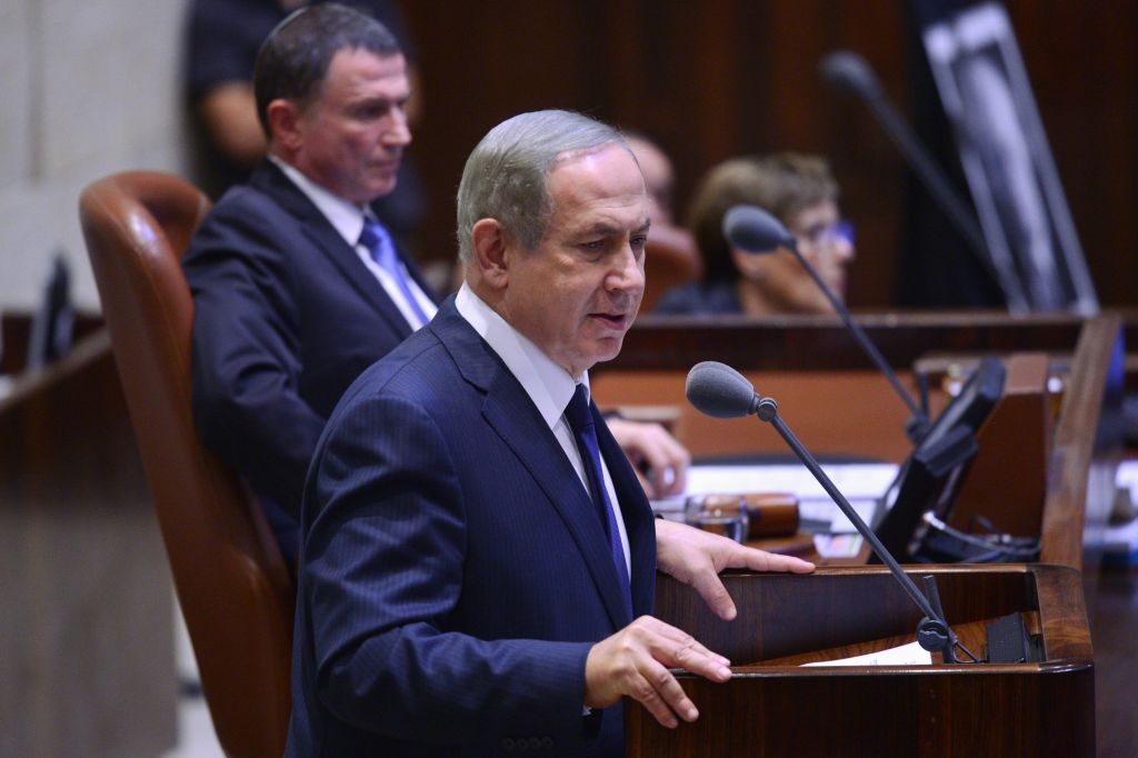 Israel passes Jewish-only 'national self-determination' law despite outcry