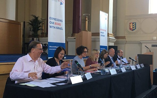 Board of Deputies plenary meeting on the weekend, where the issue of Roslyn Pine's disciplinary action was brought up