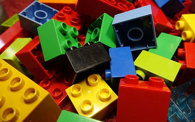 Illustrative. Lego/Duplo blocks. (Pixabay)