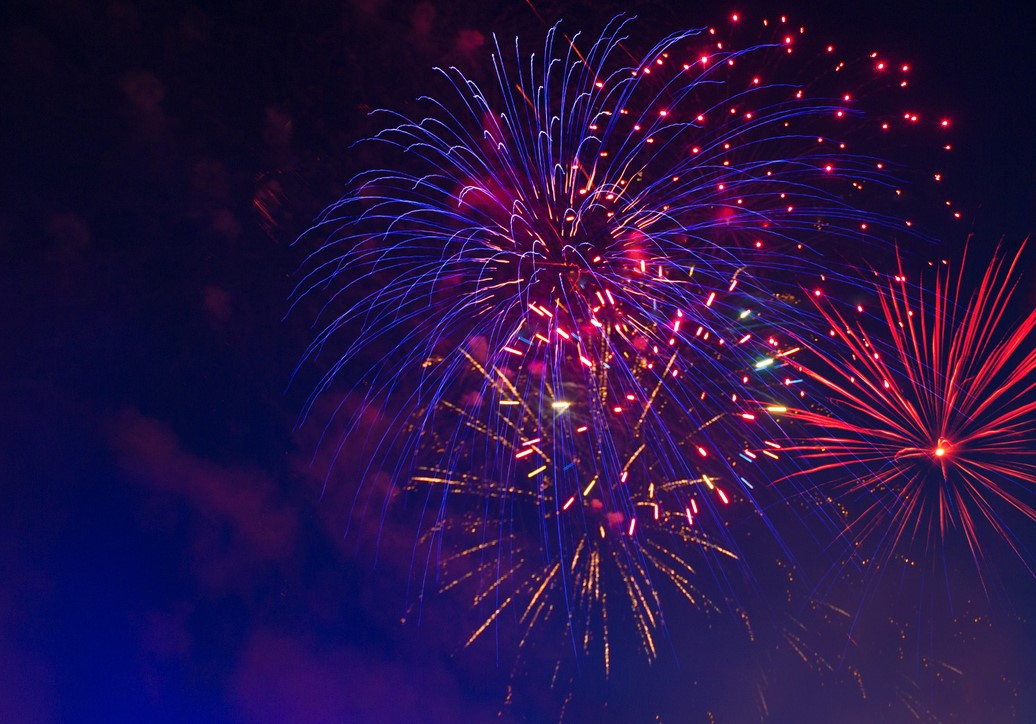 On the 4th from afar jessica levine kupferberg the blogs illustrative holiday fireworks istock fandeluxe Choice Image