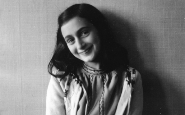 Anne Frank. Source: Anne Frank Fonds