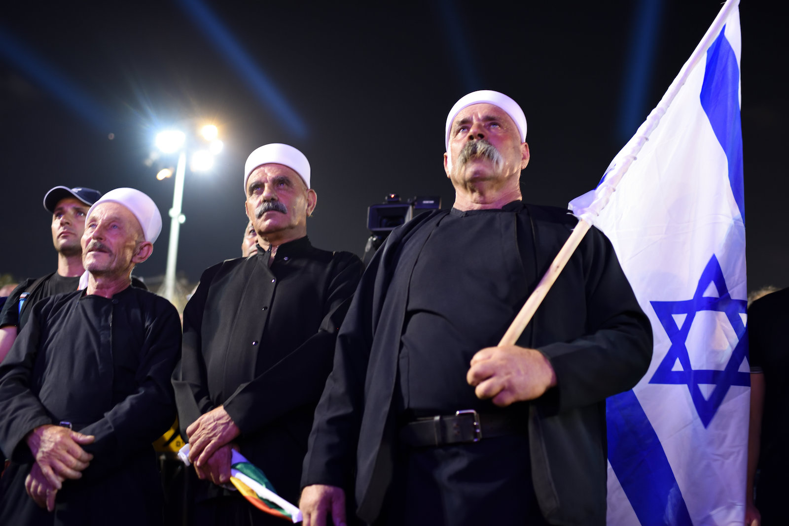 When Jews and Druze stood side by side | Shira Pasternak Be'eri
