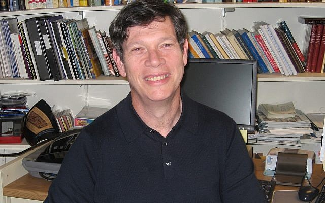 Steven M. Cohen. Source: Wikimedia Commons
