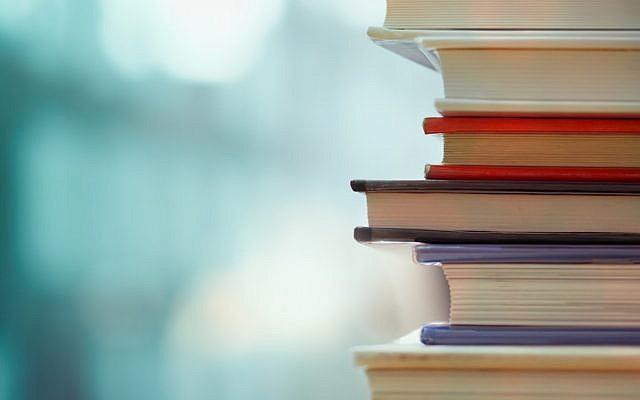Illustrative. A stack of books. (iStock)