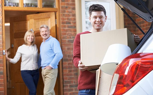 Illustrative: Moving out. (iStock)