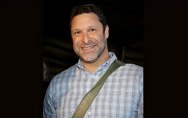 Ari Fuld, father of four, and resident of Efrat, killed in a stabbing attack in September, 2017.(Gershon Elinson/FLASH90)
