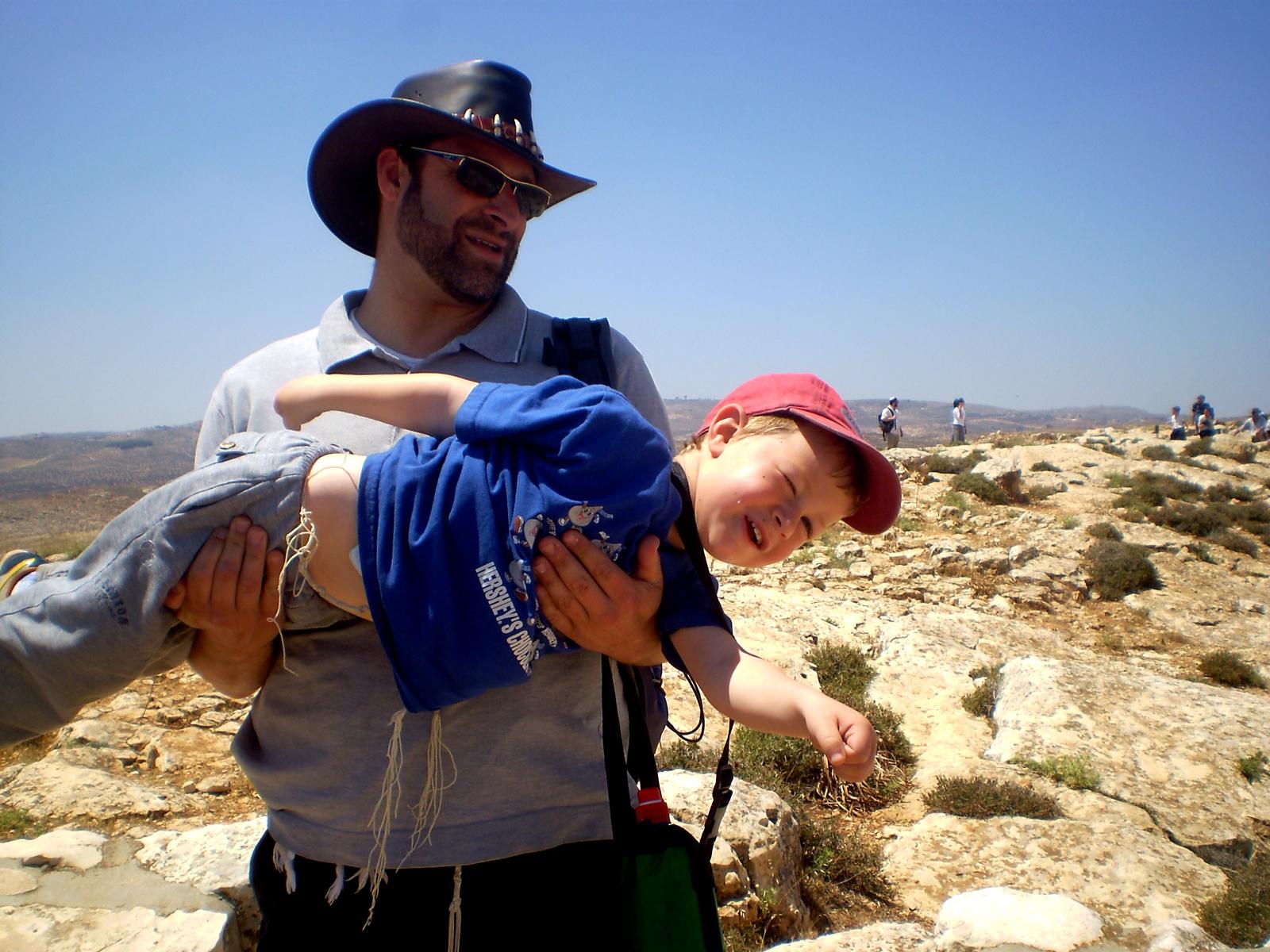 Dear Ari Fuld: I will carry on being a warrior on ...