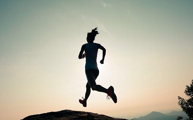 Illustrative. A runner. (iStock)