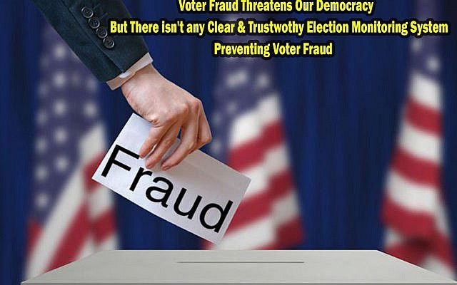 Vouter fraud is disreputing U S  elections   Elnaz Sotoodeh   The Blogs