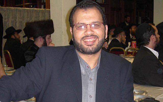 Amir Siman-Tov. (Credit: Jewish News)