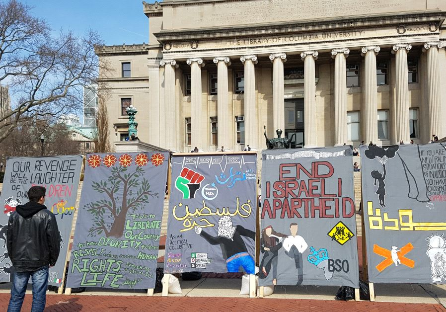 Columbia University: A Bastion of Anti-Semitism and Anti