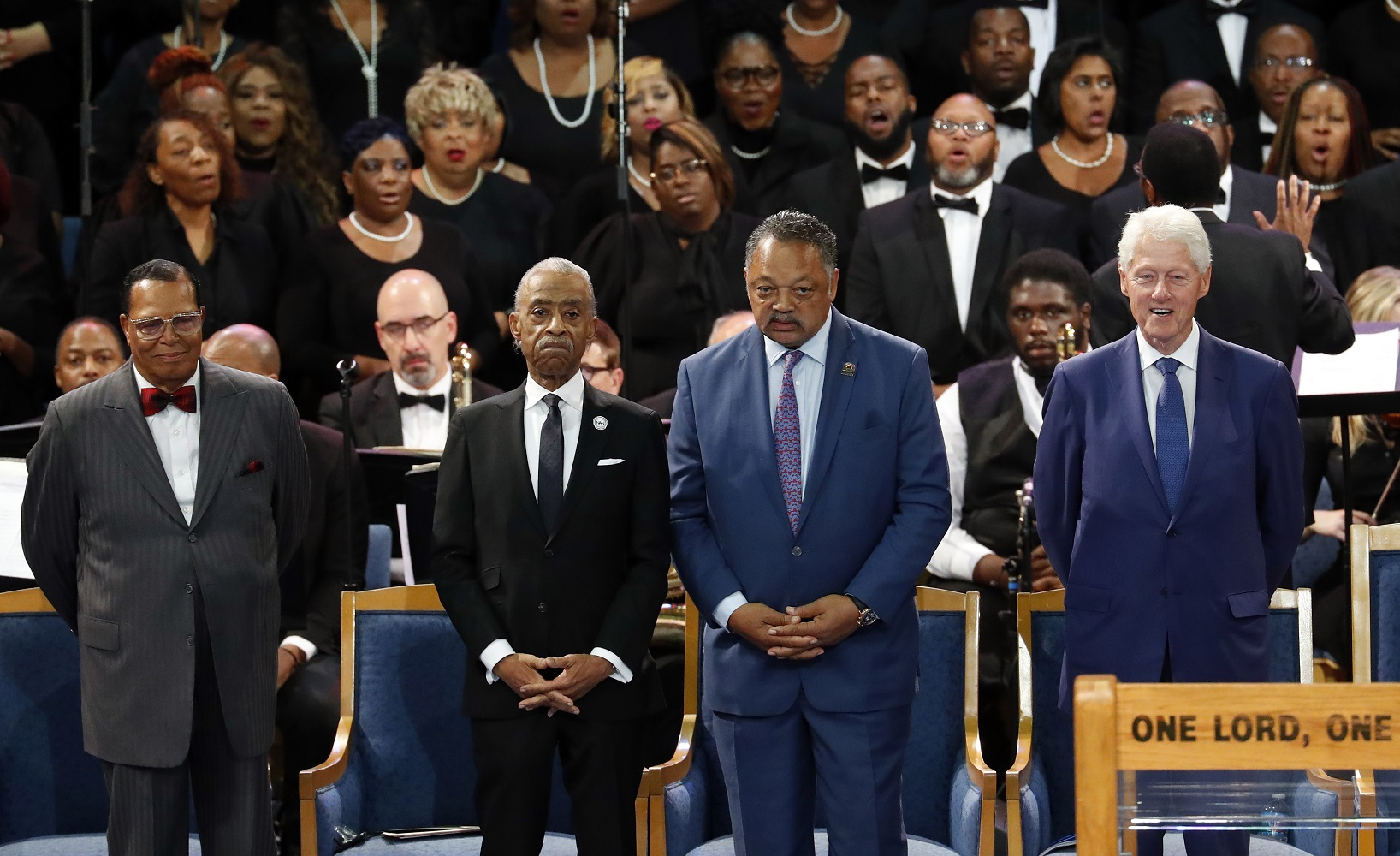 What about Farrakhan?