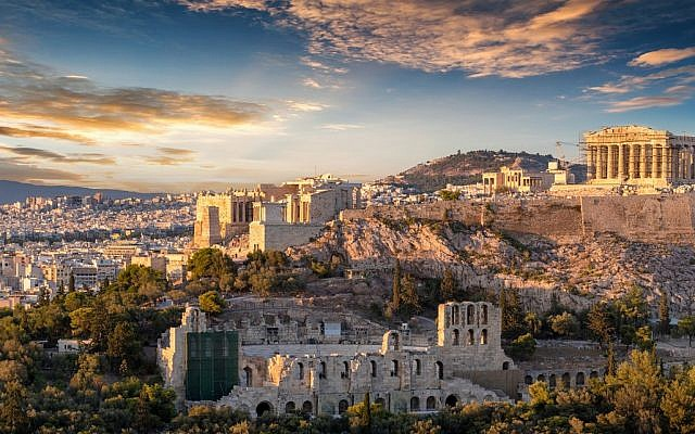 Illustrative: A view of the Acropolis with the Parthenon, in Athens, Greece. (iStock)
