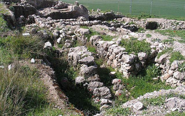 Tel Beit Shemesh. (Wikipedia)