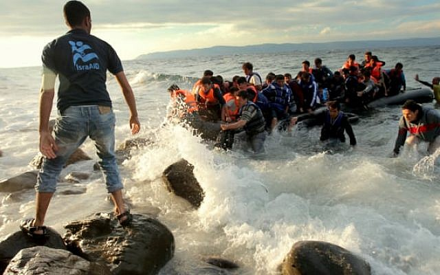 IsraAID: In Disasters, the First to Arrive and the Last to Leave