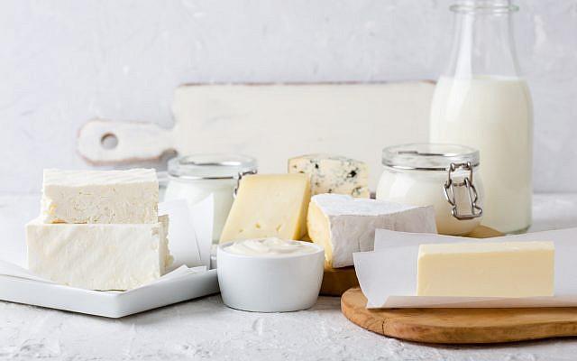 Illustrative. Fresh organic dairy products. (iStock)
