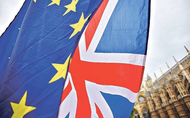 Britain's exit from the EU has posed many problems, but also offers the opportunity to trade and engage with countries around the world  (Jewish News)