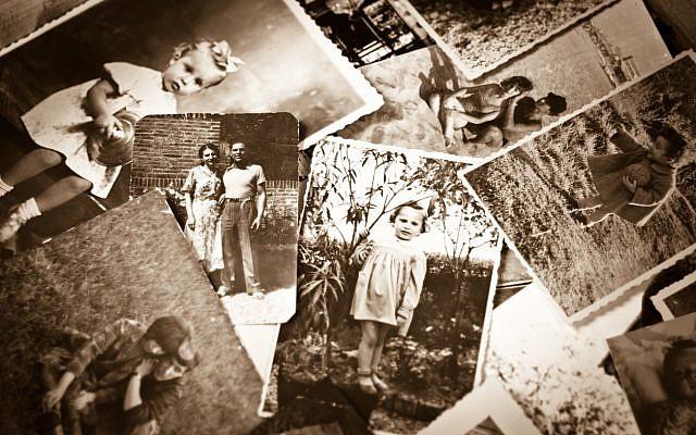 Illustrative. Vintage family photos. (iStock)
