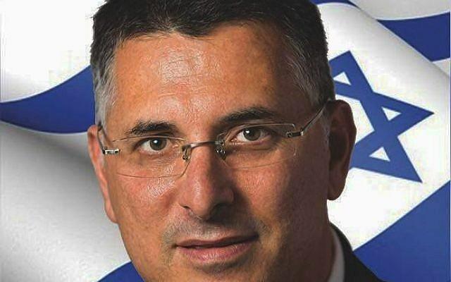 Gideon Saar (Wikipedia/Ziv Koren (זיו קורן))