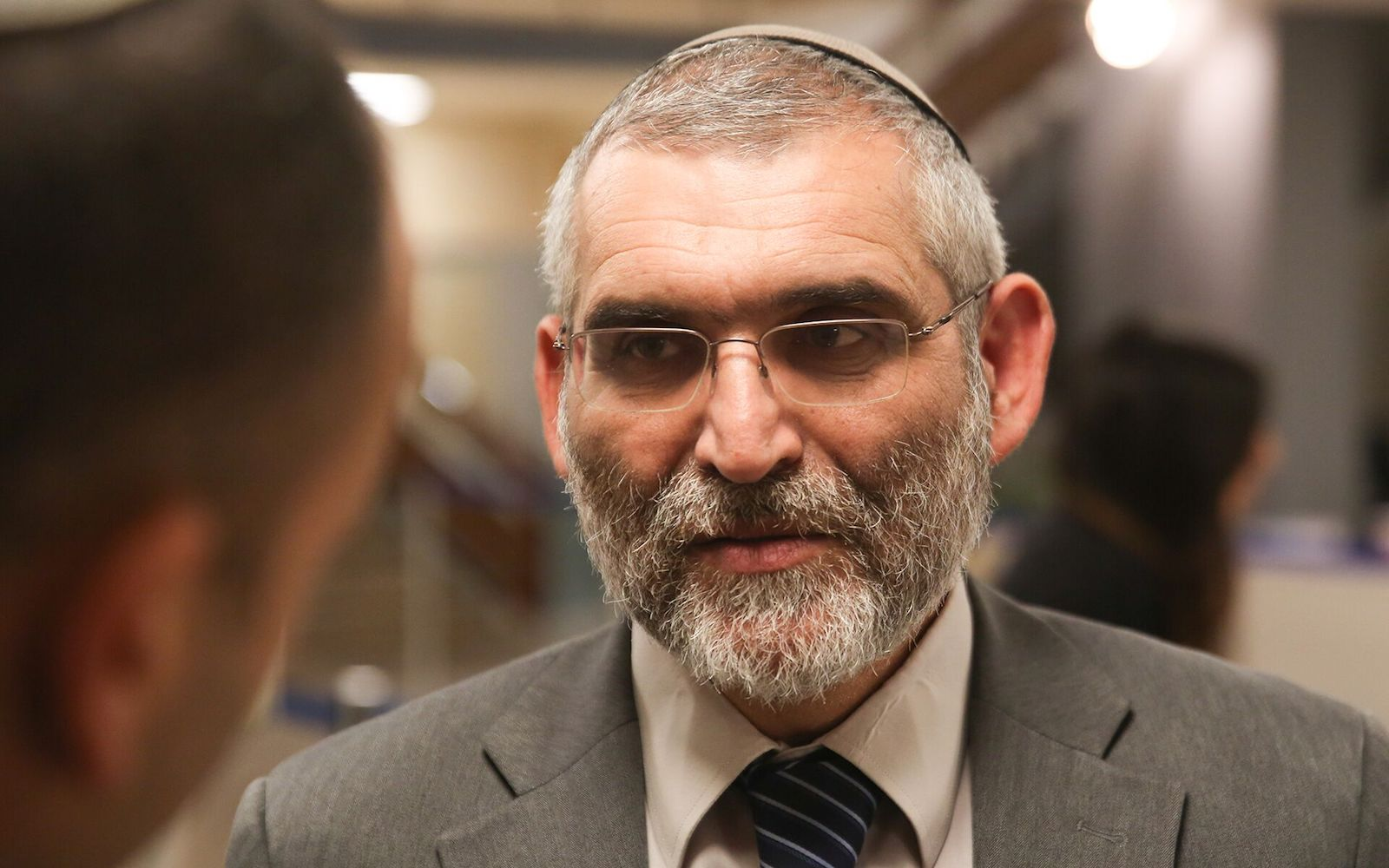 Israel's far-right Otzma party is dangerous. I know because I banned its leader from the US.