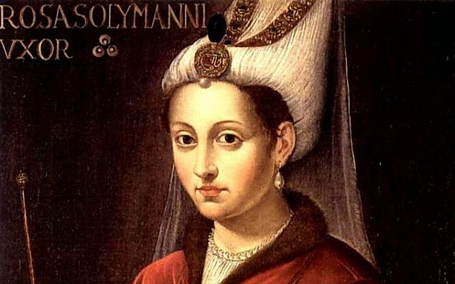 Roxelana was the Queen of the Ottoman Empire whose story is remarkably similar to Esther's