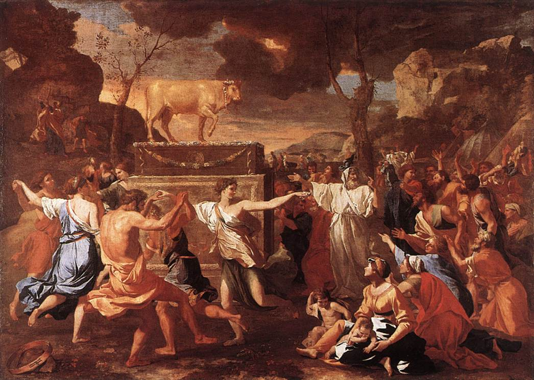 Image result for golden calf torah