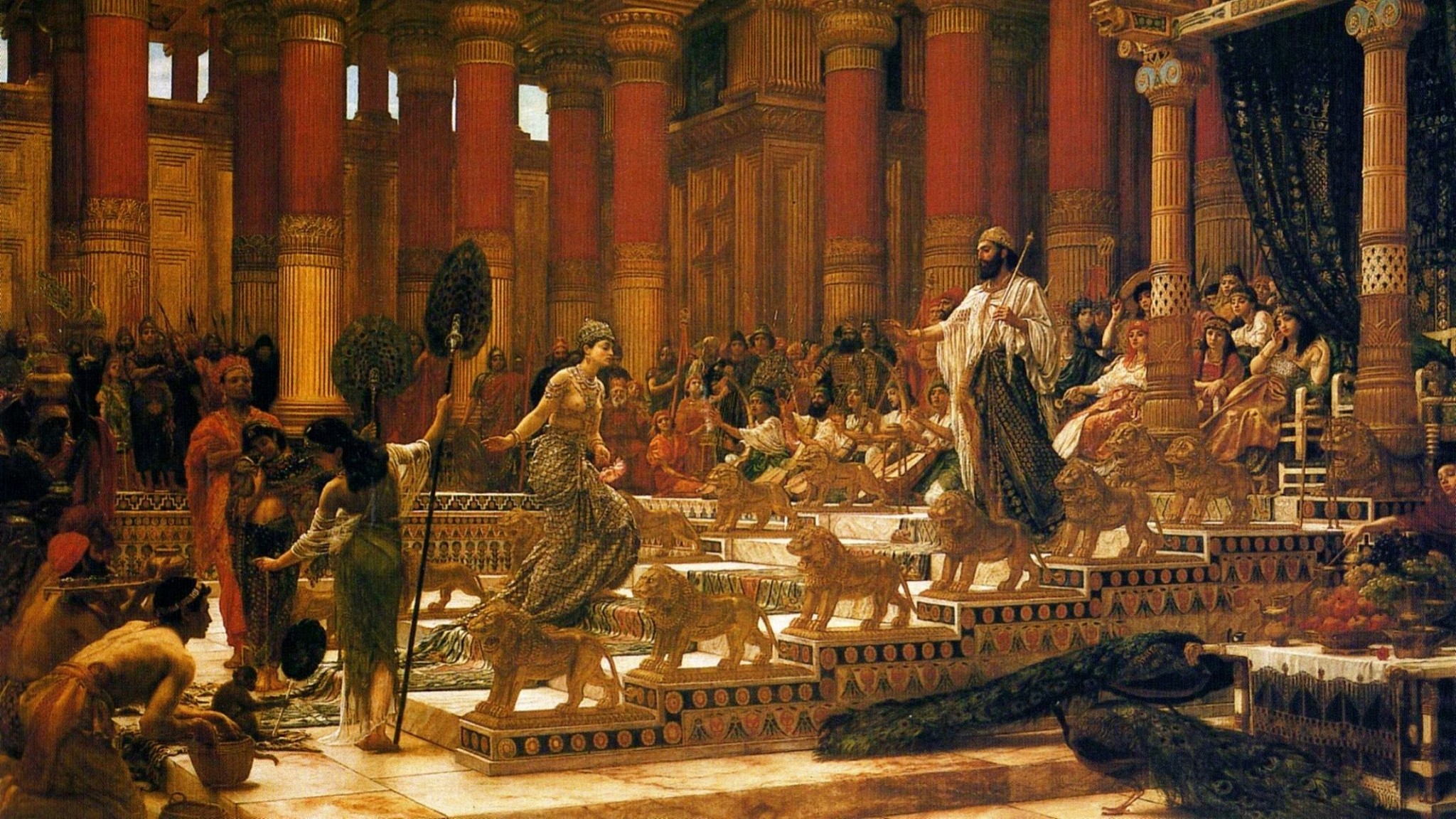 Parshat Vayakhel — James Bruce and the Ark