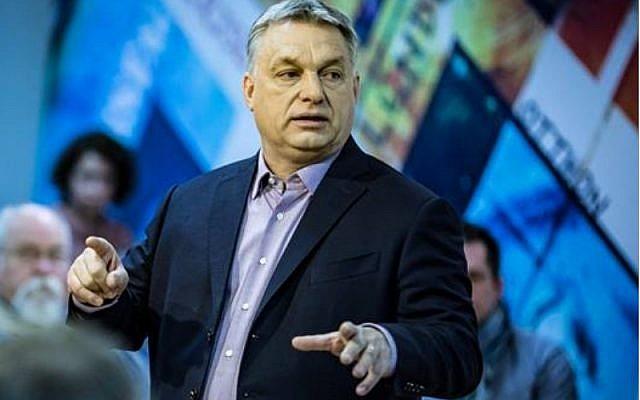 Viktor Orban (Jewish News)