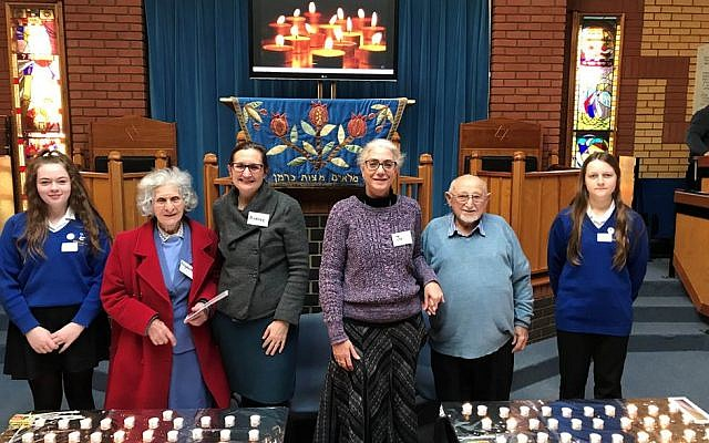 Richmond Council's Holocaust Memorial Day event