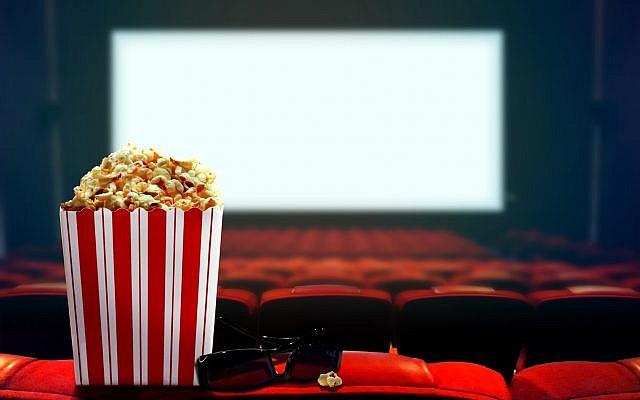 Cinema with popcorn (Jewish News)