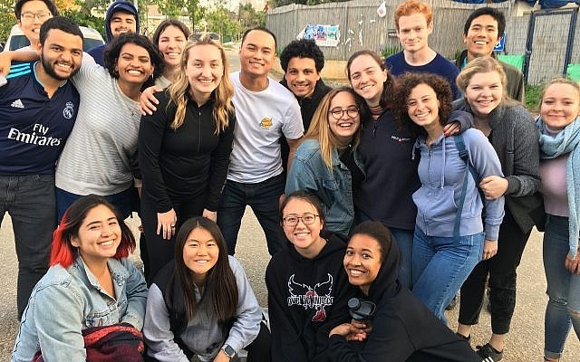 NYU Students Visit EMIS.