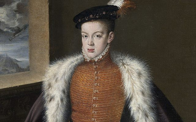 Portrait of Don Carlos by Sofonisba Anguissola, 1560. (Public Domain/ Wikimedia Commons)