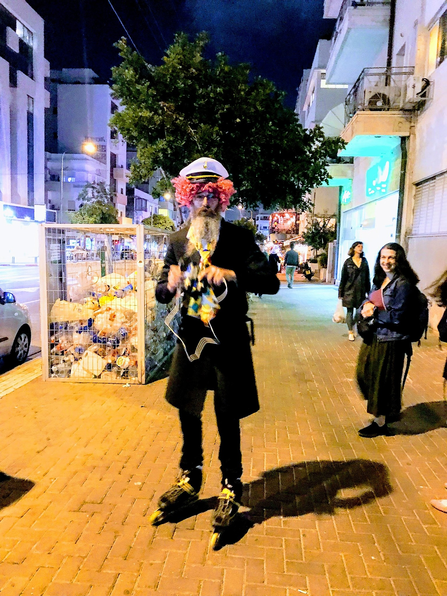 Purim in Israel, Chabad Style