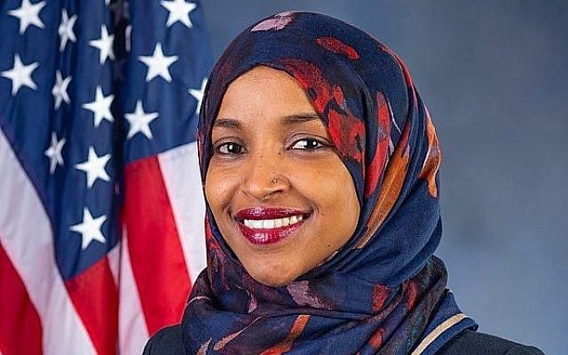 The Backdrops of Ilhan Omar's Biography Highlight Israel's ...Ilhan Omar Twitter