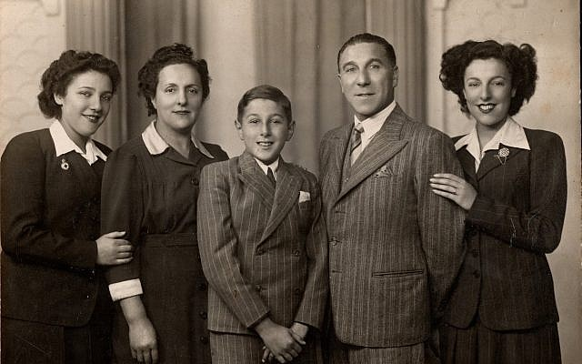 The Makofski family
