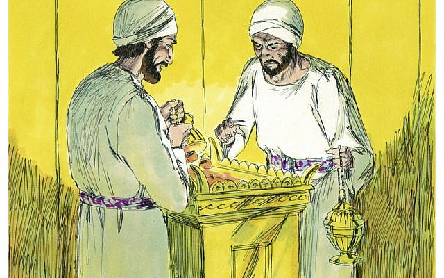 Illustrative. Biblical illustrations, chapter 10, by Jim Padgett, courtesy of Sweet Publishing, Ft. Worth, TX, and Gospel Light, Ventura, CA. (Wikimedia Commons)