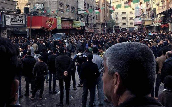 The protests Hamas don't want you to see