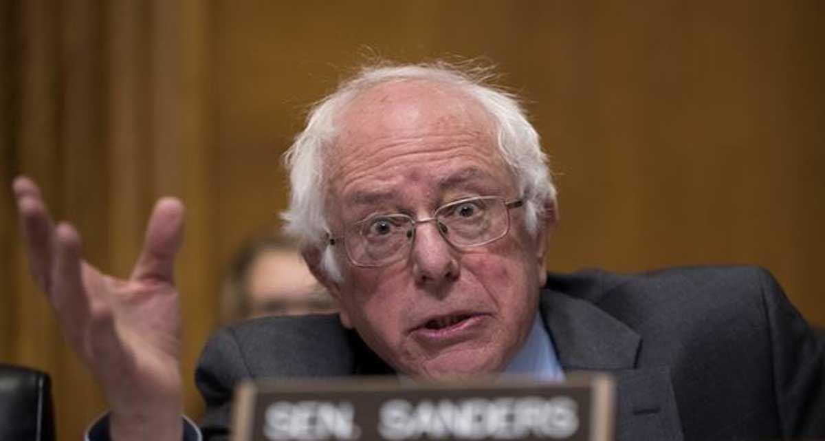Did Bernie Sanders burn us?