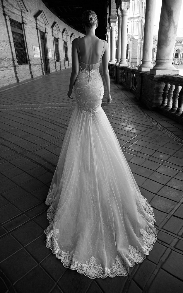 ae152fadd6f Bridal fashion  Women are saying yes to Israeli designed dresses ...