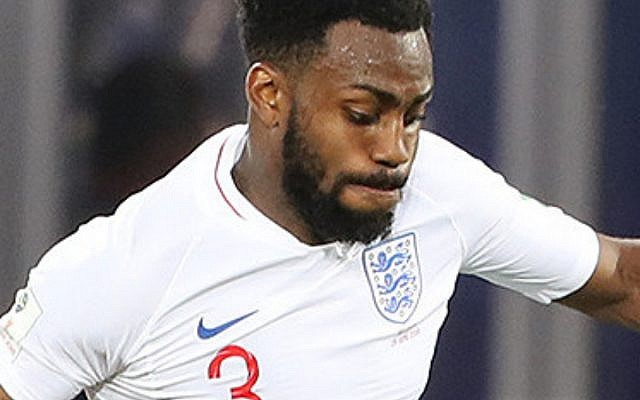 England and Spurs footballer, Danny Rose (Wikipedia/Кирилл Венедиктов via Jewish News)