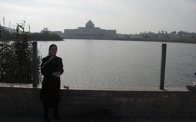 By the Nile
