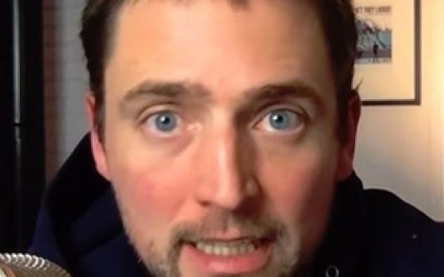 Owen Benjamin. (YouTube screenshot)
