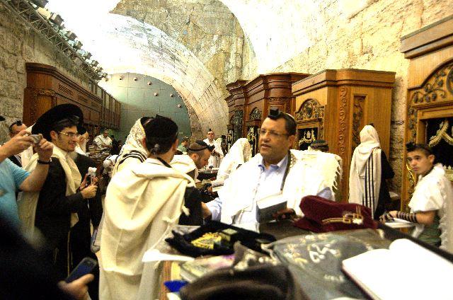 A Passover message from Jerusalem's mayor