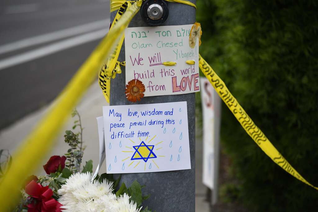 In Difficult And Divided Time New >> What The Poway Shooting Says About Our Divided Community Andrew