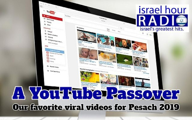 best viral videos 2019 Passover 2019: This Year's Best Viral Videos | Josh Shron | The Blogs