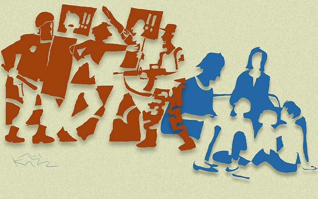 Illustration by Avi Katz.