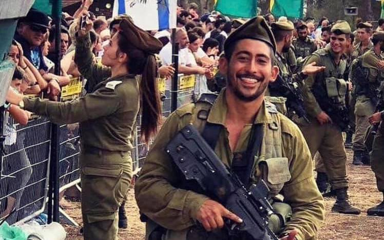 Our Alex's IDF service was his salvation, not his downfall | Steve
