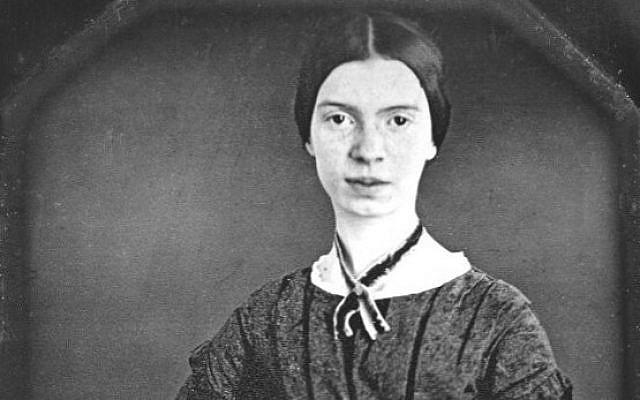 Daguerreotype of the poet Emily Dickinson, taken circa 1848. (Public Domain/ Wikimedia Commons)