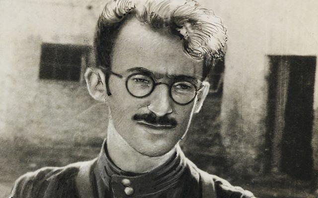 Avraham Sutzkever, partisan poet